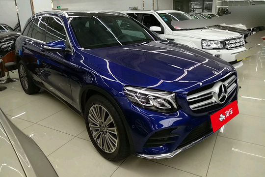 GLC 260 4MATIC动感型