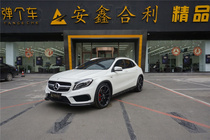 沈阳二手GLA AMG 2016款 GLA 45 AMG 4MATIC