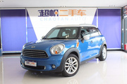 广州海珠区二手MINI COUNTRYMAN 2014款 1.6T COOPER All 4 Fun
