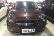 昆明二手MINI COUNTRYMAN 2014款 1.6T COOPER All 4 Fun