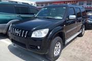宁波鄞州区二手宝威 2009款 柴油 4×2 五座 LX