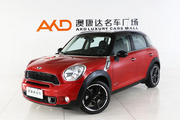 深圳二手MINI COUNTRYMAN 2013款 1.6T COOPER S All 4 滑雪版