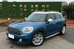 金华二手MINI COUNTRYMAN 2014款 1.6T COOPER All 4 Excitement