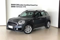 温州二手MINI COUNTRYMAN 2017款 2.0T COOPER S ALL4