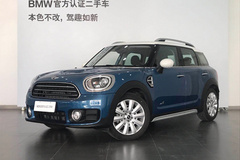 无锡二手MINI COUNTRYMAN 2017款 1.5T COOPER ALL4 旅行家