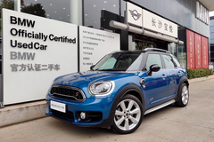 長沙二手MINI COUNTRYMAN 2017款 2.0T COOPER S ALL4 旅行家