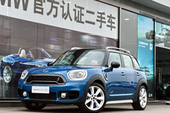 青岛二手MINI COUNTRYMAN 2014款 1.6T COOPER S All 4