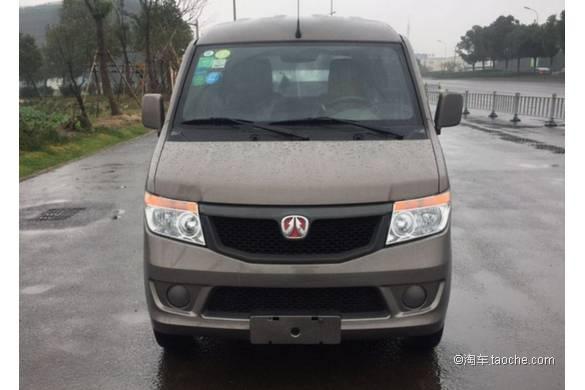 宁波 江东区-北汽威旺205 2013款 加长版 1.0l 乐业型