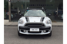 无锡二手MINI COUNTRYMAN 2017款 2.0T COOPER S ALL4 探险家