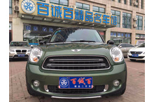 南京二手MINI COUNTRYMAN 2014款 1.6T COOPER All 4 Excitement