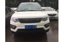 郑州二手长安CX70 2017款 CX70T 1.5T 手动 豪擎版