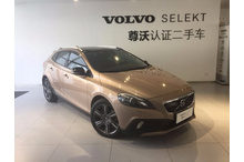 成都二手沃尔沃V40 2015款 Cross Country 2.0T T5 AWD 智尊版