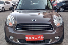 哈尔滨二手MINI COUNTRYMAN 2011款 1.6L COOPER Fun