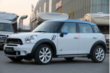 沈阳二手MINI COUNTRYMAN 2015款 1.6T COOPER S All 4 进藏限量版
