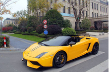 台州二手Gallardo 2011款 LP570-4 Spyder Performante