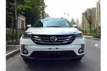 宁波二手传祺GS4 2015款 200T 7速G-DCT 舒适版