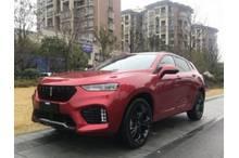宁波二手WEY VV7 2017款 VV7s 旗舰版
