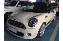 武汉二手MINI 2011款 COOPER Excitement