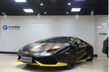 杭州二手Huracan 2014款 LP610-4 Coupe