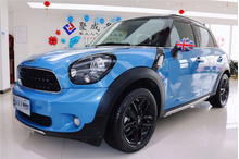 沈阳二手MINI COUNTRYMAN 2016款 1.6T COOPER All 4 Fun 装备控