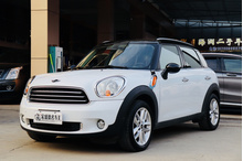南宁二手MINI COUNTRYMAN 2011款 1.6L COOPER Excitement