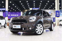 太原二手MINI COUNTRYMAN 2011款 1.6T COOPER S All 4
