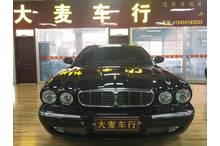 济南二手捷豹XJ 2007款 XJ8L 新一代皇家加长版