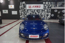 西安二手保时捷911 2006款 Carrera S Cabriolet AT 3.8L