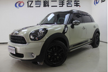 郑州二手MINI COUNTRYMAN 2016款 1.6T COOPER All 4 Fun 装备控