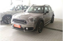 北京二手MINI COUNTRYMAN 2017款 2.0T COOPER S ALL4 旅行家