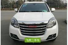 郑州二手哈弗H5 2015款 2.0T 自动 四驱 尊贵型 柴油版