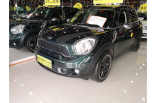 榆林二手MINI COUNTRYMAN 2014款 1.6T COOPER S All 4