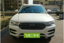 郑州二手哈弗H7 2016款 蓝标 2.0T 双离合 两驱 豪华版