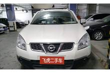 郑州二手逍客 2012款 2.0 XV 雷 CVT 2WD