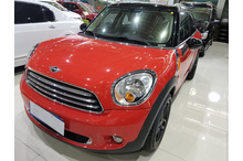 济南二手MINI COUNTRYMAN 2011款 1.6L COOPER Fun