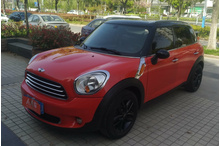 扬州二手MINI COUNTRYMAN 2011款 1.6L COOPER Fun