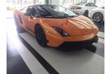 宁波二手Gallardo 2011款 LP570-4 Superleggera