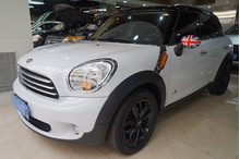 大连二手MINI COUNTRYMAN 2014款 1.6T COOPER All 4 Fun