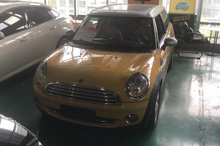 杭州二手MINI CLUBMAN 2008款 Clubman Excitement