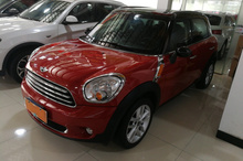 苏州二手MINI COUNTRYMAN 2014款 1.6L COOPER Fun