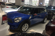 成都二手MINI COUNTRYMAN 2011款 1.6L COOPER Fun