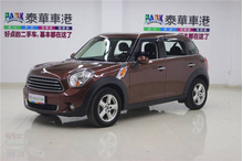 潍坊二手MINI COUNTRYMAN 2014款 1.6L ONE