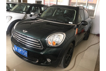 北京二手MINI COUNTRYMAN 2014款 1.6L COOPER Fun