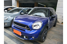 昆明二手MINI COUNTRYMAN 2014款 1.6T COOPER S All 4