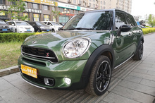 鞍山二手MINI COUNTRYMAN 2015款 1.6T COOPER S All 4 极致暗夜版
