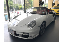 上海二手保时捷911 2010款 Turbo Cabriolet