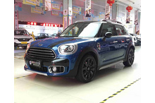 台州二手MINI COUNTRYMAN 2017款 1.5T COOPER ALL4 探险家