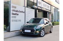 长沙二手MINI 2015款 1.5T COOPER Excitement 五门版