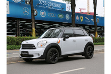 深圳二手MINI COUNTRYMAN 2014款 1.6L COOPER Fun