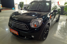 北京二手MINI COUNTRYMAN 2013款 1.6T COOPER All 4 Fun